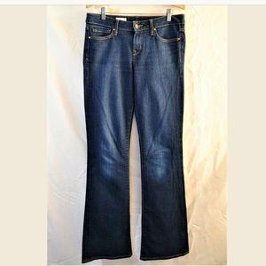 Gap 1969 Perfect Boot Dark Wash Jeans Size 28L